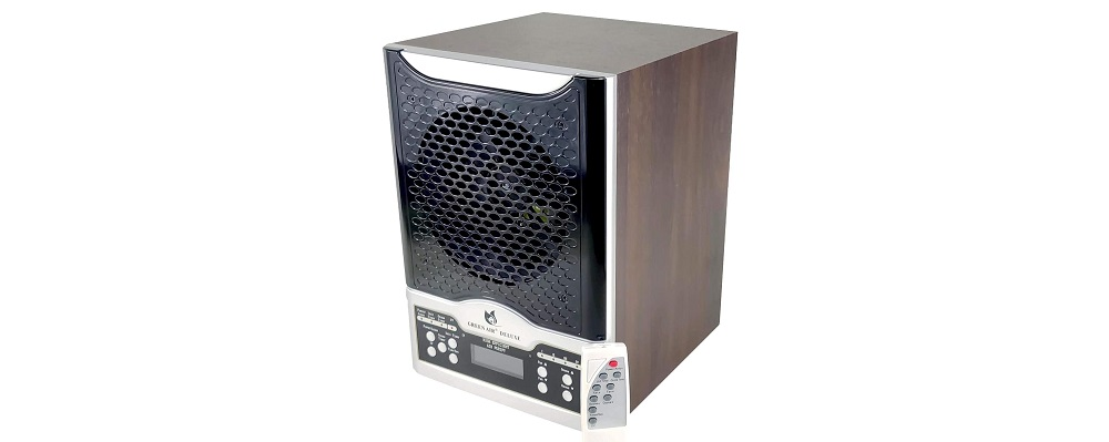Green Air Deluxe 3 Plate Alpine Air Purifier Ozone Generator
