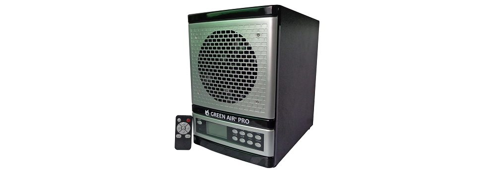 Green Air Deluxe 3 Plate Alpine Air Purifier Ozone Generator Review