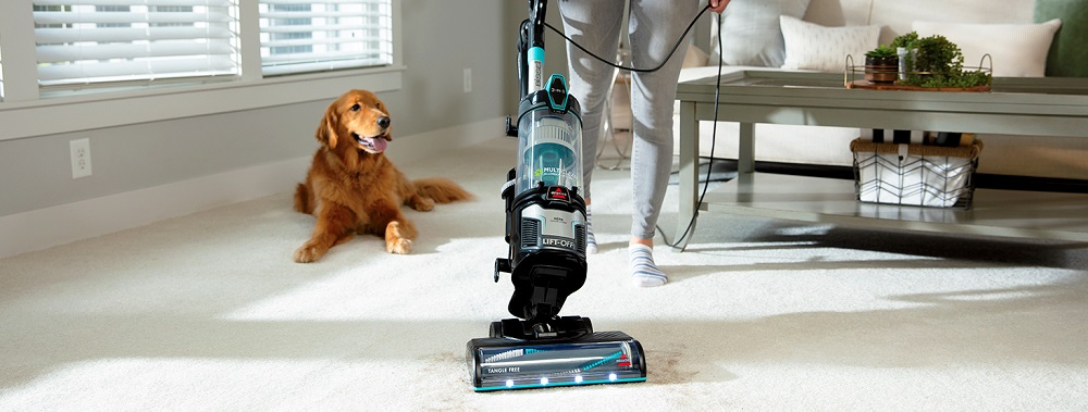 Bissell MultiClean Allergen Lift-Off Pet 2998 Review