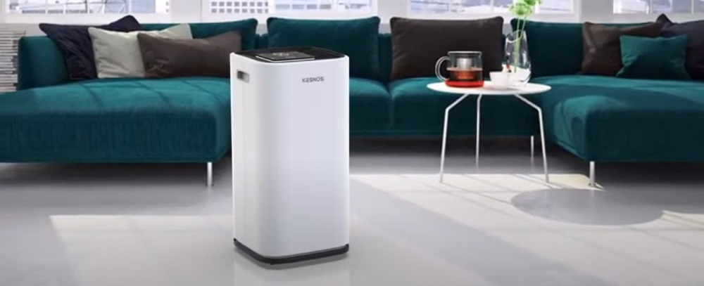 Kesnos 70 pint dehumidifier Review