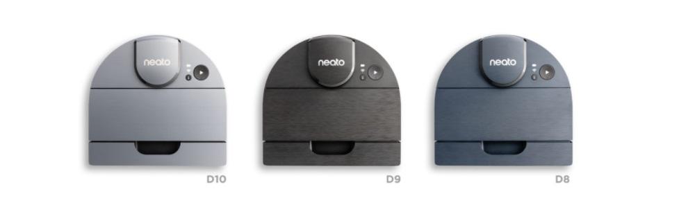 Neato D10 Robot Vacuum