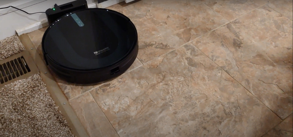Proscenic 850T Wi-Fi Connected Robot Vacuum Cleaner Review