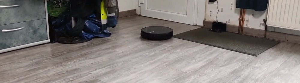 Proscenic 850T Robot Vacuum Cleaner Review