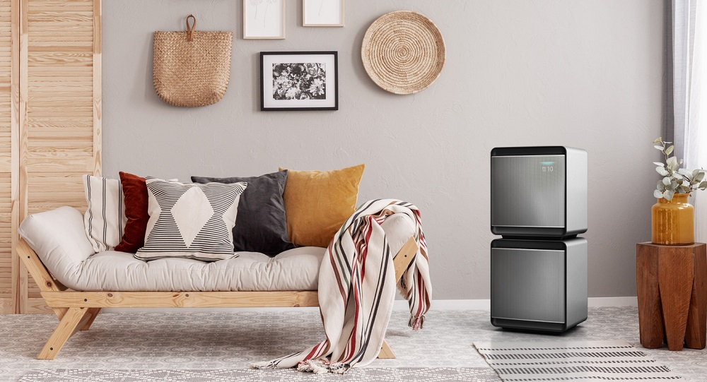 Samsung Cube Smart Air Purifier