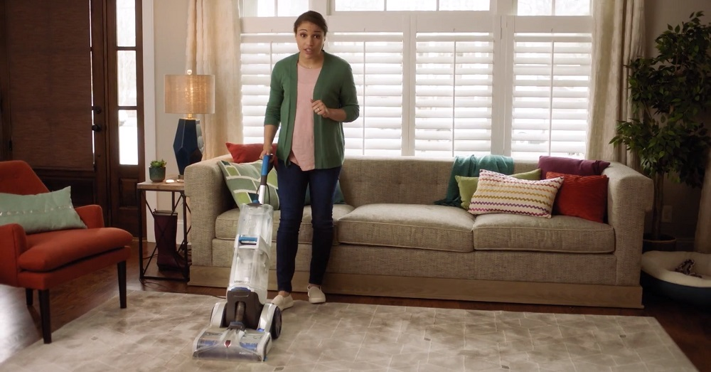 Hoover FH52000 Carpet Cleaner