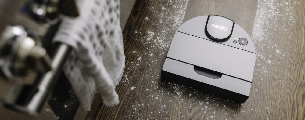Neato D8 Robot Vacuum Cleaner Review
