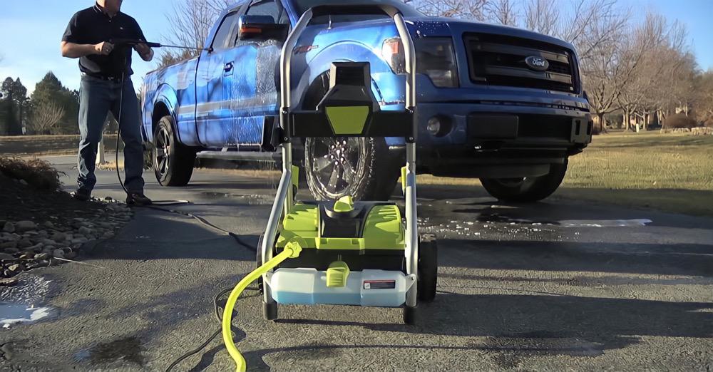 Sun Joe SPX4000 Electric Pressure Washer Review