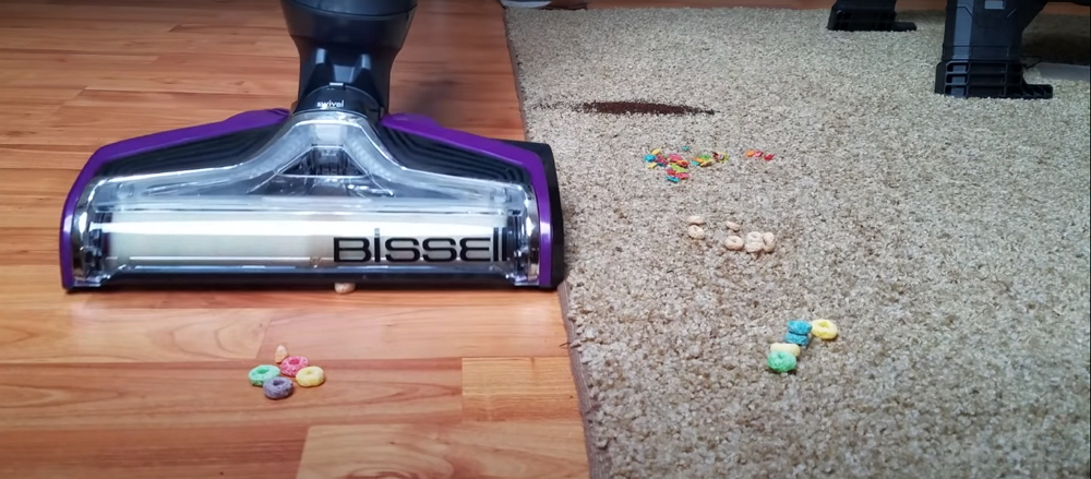 Bissell CrossWave Pet Pro Vacuum Cleaner Review