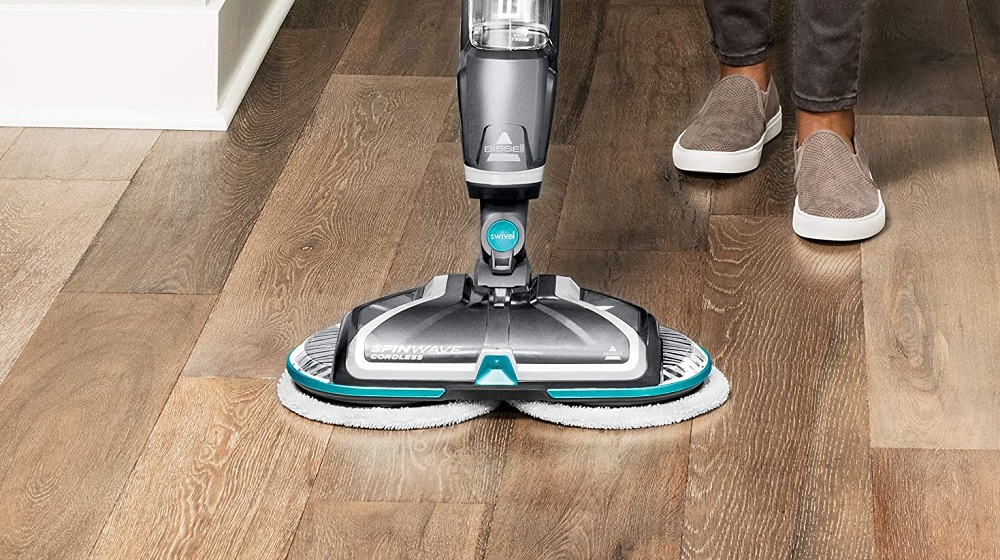 Bissell Spinwave, 2307 Cordless Hard Mop (2)